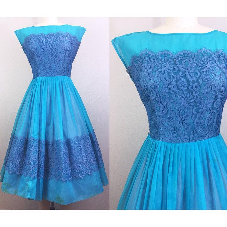 Rockabilly Prom Dress