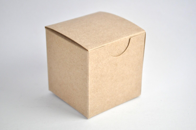 Favor Gift Boxes: Wedding Favor Boxes Brown Kraft Favours 2x2 Box Gift Box