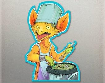 Garbage Cook Goblin