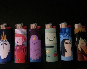 Adventure Time Lighters