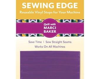 QTools Sewing Edge by C&T Publishing (20344) Vinyl Strips Seam Guide