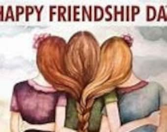 Happy Friendship Day!!  Gifts for friends, Presents for your love