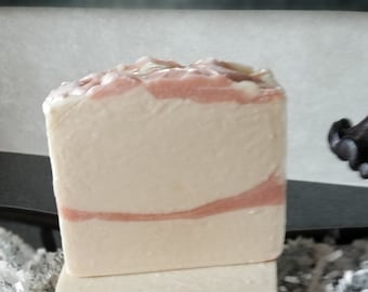 Organic Soap, Tea Tree and Franki Handcrafted Soap, Great skin care Regime, handcrafted gifts for her and him