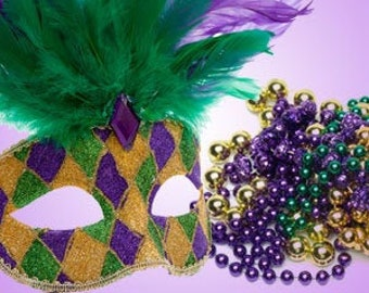 February 25th is Mardi Gras