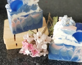 Natural Artisan Angel Homemade Soap, Angel Fragrance Soap, Unique Birthday Gifts