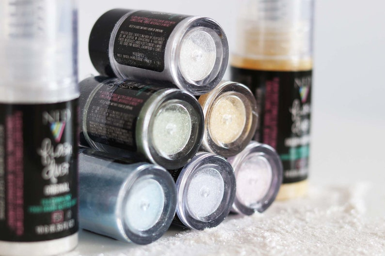 FDA Edible Food Grade Flash Dust™ Sparkle Glitter by NFD  image 0