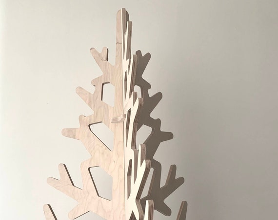 Plywood Christmas Tree, cnc route file, cnc digital file