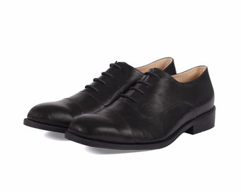ef37a64abc39ea Handmade Leather Shoes Women s and Men s by ADIKILAV on Etsy