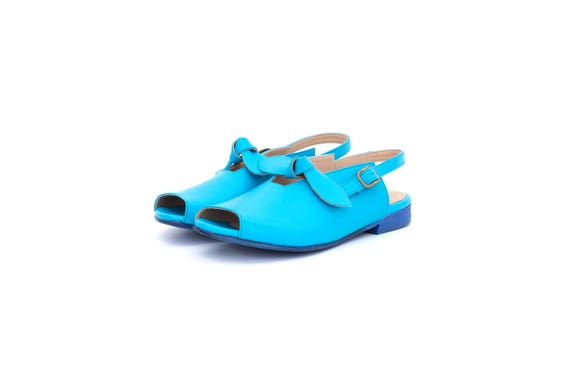 8011202d1221b handmade free Women's flat light ADIKILAV slingbacks Open sandals ...
