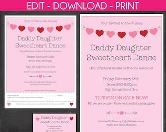 Daddy Daughter Dance Etsy