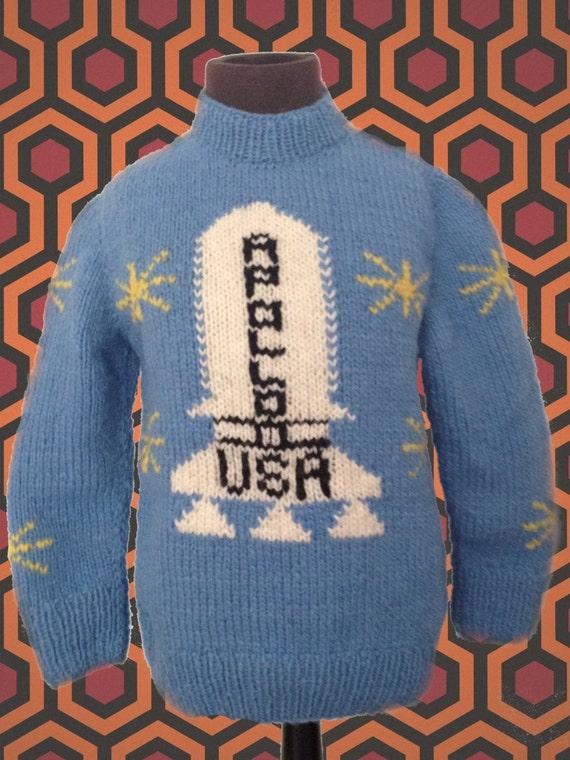 Custom Kids The Shining Movie Apollo Sweater New Replica Etsy