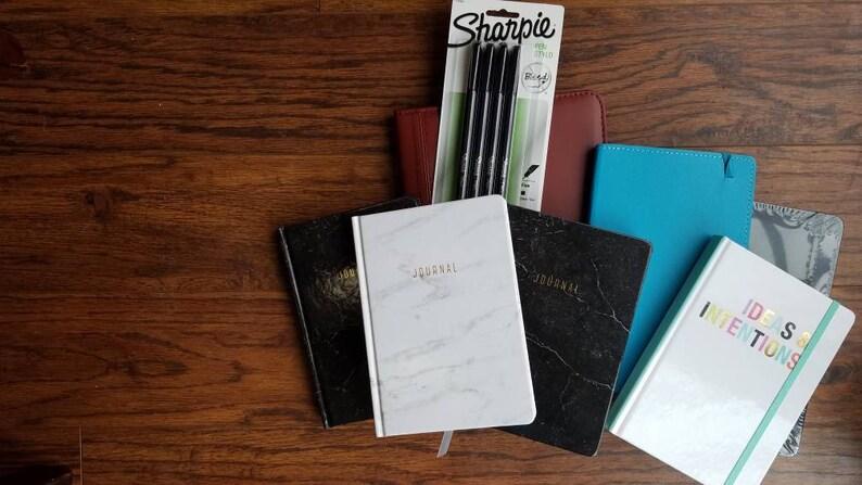Custom to You // Themed Bullet Journal // Themed Planner // image 0