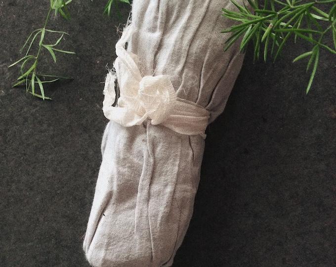 Organic Stone Washed Layer