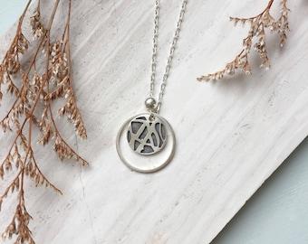 Poplar Charm Necklace