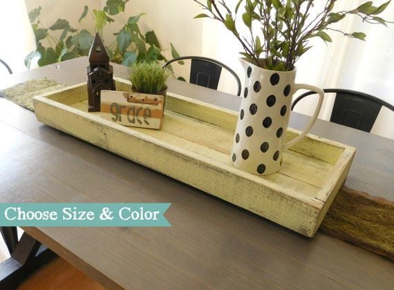 Wondrous Coffee Table Tray Long Ottoman Tray 34 X 12 Shown In Soft Gold Ocoug Best Dining Table And Chair Ideas Images Ocougorg