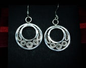 Sterling silver filigree ...