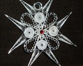 Silver Maltese Cross, Mal...