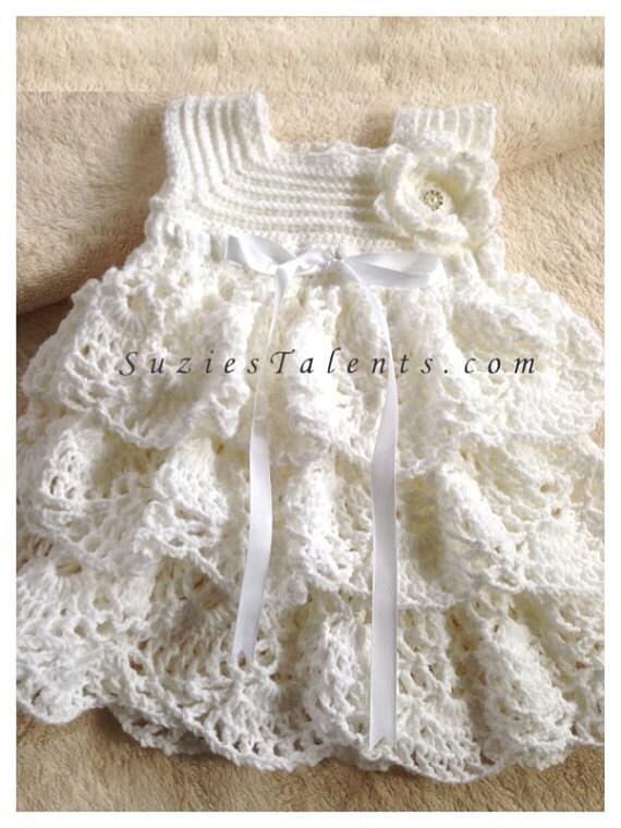 PT089A 12-24 Months Baby Alma Baptism Dress Baby Dress   Etsy
