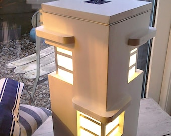 Art Deco house lamp