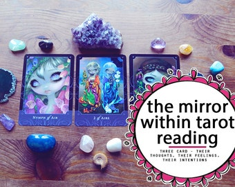 The Mirror Within Tarot Reading