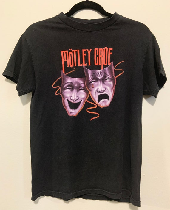 Winterland Mötley Crüe Theatre of Pain Shirt