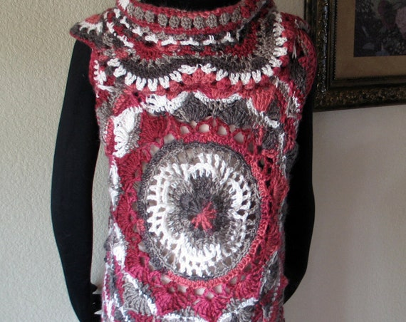 Dream Catcher Long Vest
