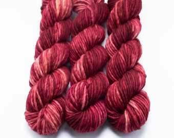 Ruby Slippers - Dyed To Order Yarn
