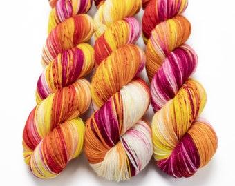 Plumeria - Dyed To Order Yarn