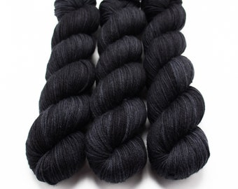 Lights Out - Dyed To Order Yarn