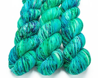 Shake Your Tail Feather - Dyed To Order Yarn