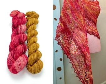 Yarn Kits - Fired Up