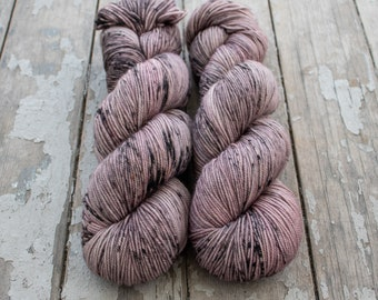Sport Weight Yarn, Hand Dyed, Speckled, Superwash Merino, 100 g 325 yds, Super Squishy Sport Superwash- Wildflower 1902 *In Stock