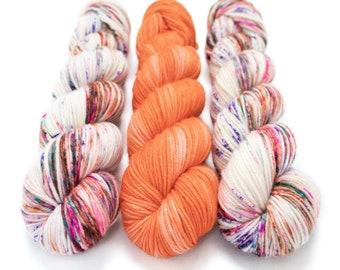 Yarn Kits - PeekABoo Pop