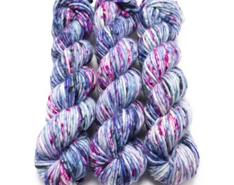 Cosmic Stardust - Dyed to Order Yarn