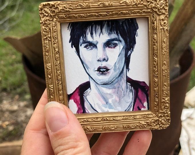 Undead R Mini Painting