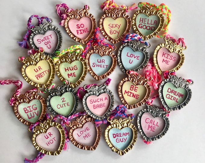 Sweetheart Charms