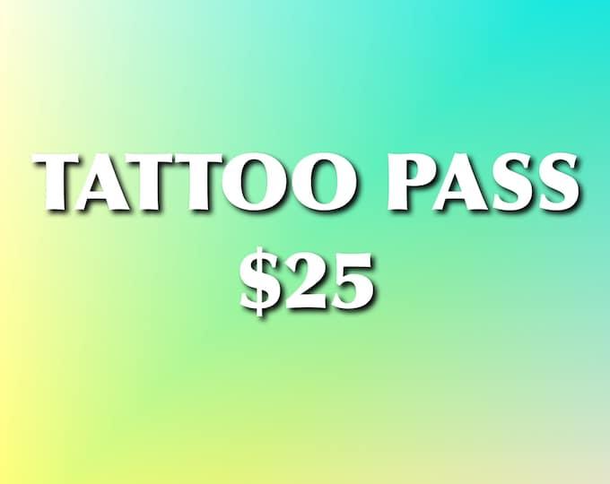 Tatoo Pass