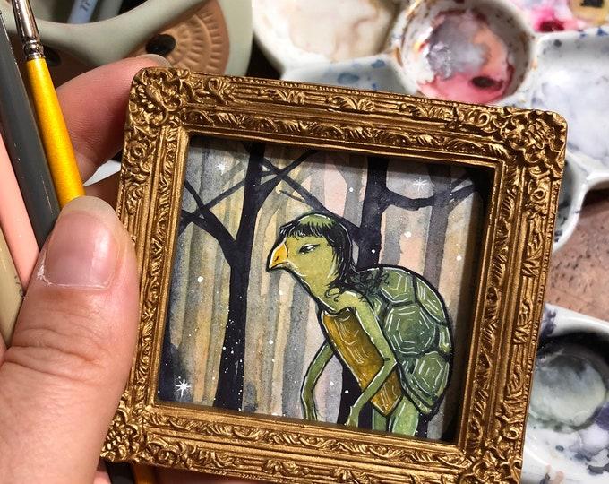 Kappa Mini Painting