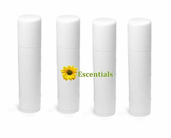 White lip balm tube 10 pack etsy image 0 mightylinksfo