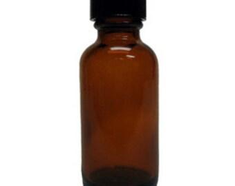 1 Once ambre verre bouteille - paquet de 20