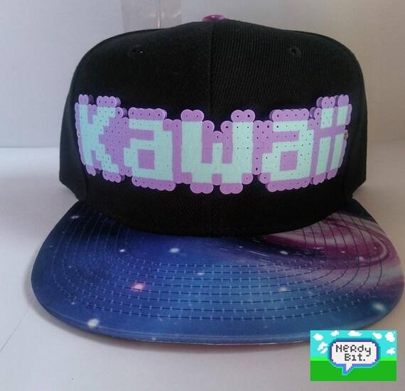 42542051cdd 8-bit Kawaii Snapback