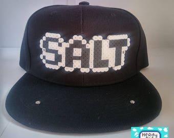 "8-Bit ""Salty"" Snapback"