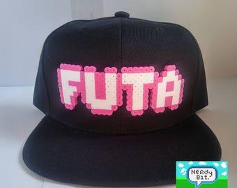 8-bit Futa Snapback