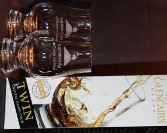 Laphroaig Pagoda Twin Pack Glencairn Scotch Malt Whisky Glasses 91e25f01a