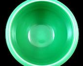 Vintage Fiesta Bowl Fiestaware Bowl Fiesta Mixing Bowl Fiesta Nesting Bowl Number 2 2 Green Blue Bowl Mixing Bowl Collectible Fabulous