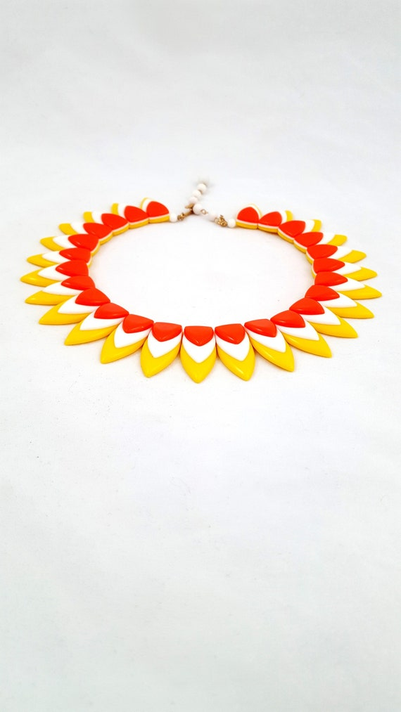 Vintage TRIFARI Necklace Trifari Sunburst Necklace