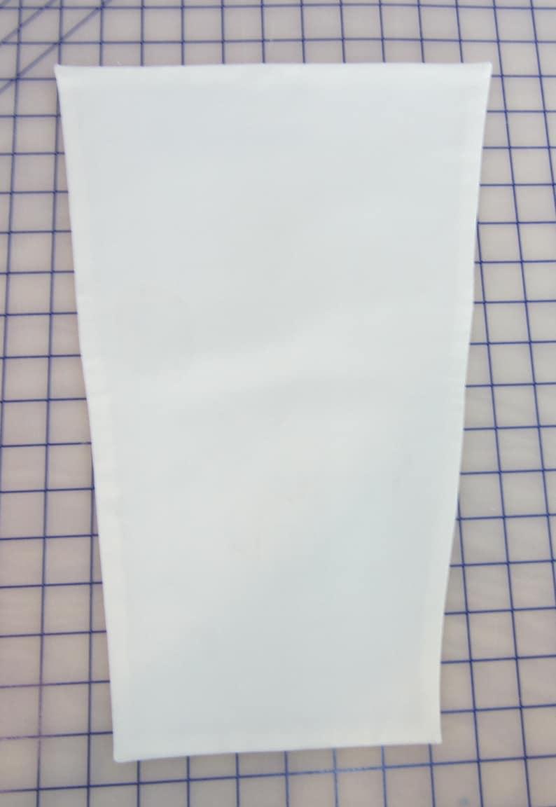 089da8cd42 Wedding Dress Corset Back Modesty Panel Extra Wide 10 20