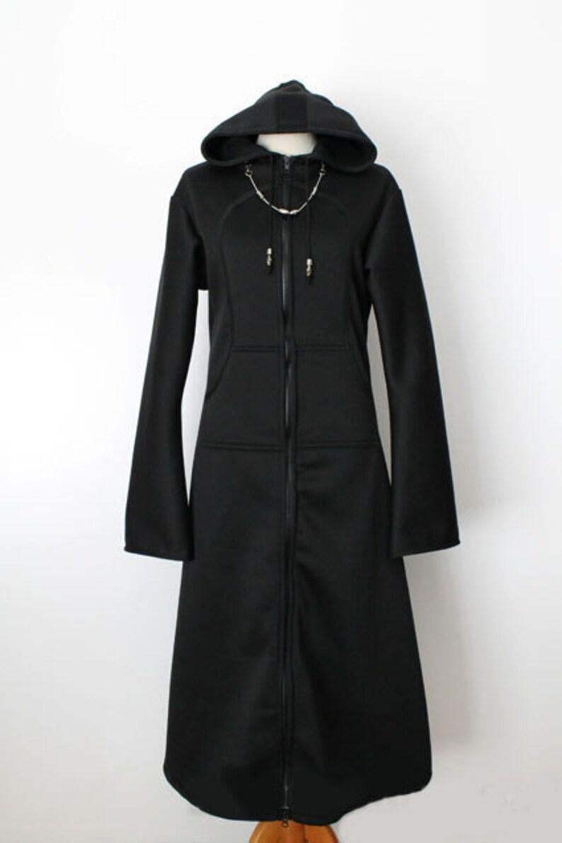 Long Trench Coat Kingdom Hearts Organization XIII Hoodie  fdc91e6e0089