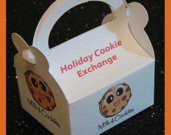 holdiay cookie exchange, christmas cookie exchange, cookie exchange