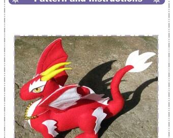 Hal Dragon Pattern